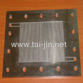 DSA electrode platinized coated titanium mesh