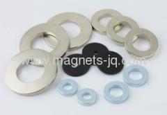 OD24x10x4mm Ring Permanent Neodymium/NdFeB Magnets
