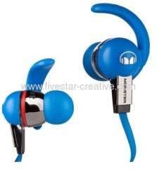 Monster iSport Immersion Noise-Isolating In-Ear Sport Earphone Headphone