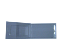Vacuum formed plastic packing tray