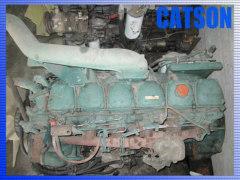 Volvo EC360B D10D engine assy