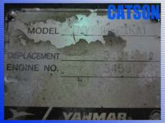 YANMAR 4TNV94L-PIKA engine assy