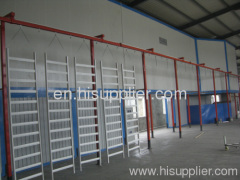 Powder Coating Line For Guardrail