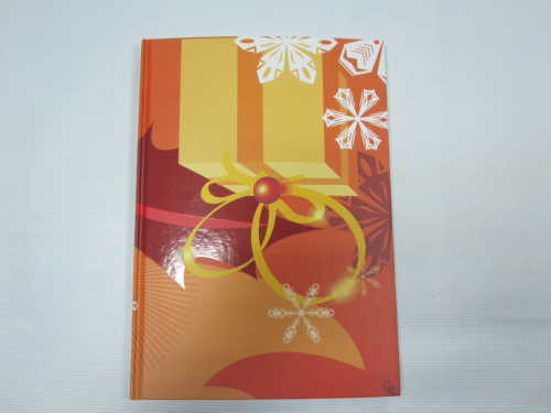 A5 hardcover hardbound notebook college ruled single subject