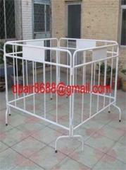 extensible fence&fibreglass safety barrier