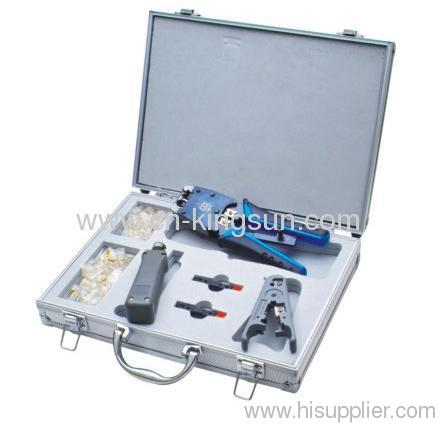KN-K500RS network tool kit