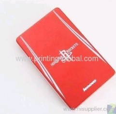 Mobile Hard Disk Heat Transfer Printing Foil Computer Accessories