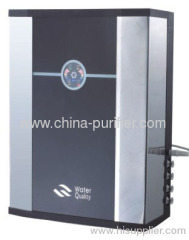 working principle of ro water purifier