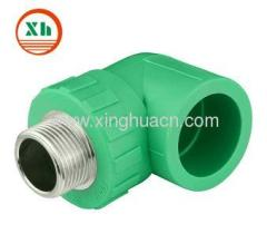 PP-R combined fittings male elbow