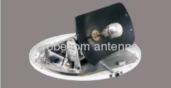 0.72m parabolic c band mobile antenna