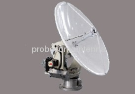 0 9m parabolic c band mobile antenna from China manufacturer