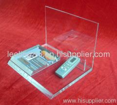 acrylic digital display/ huayu