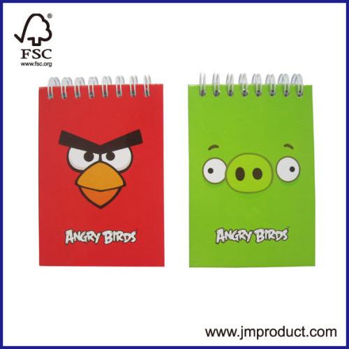 fashion notebook /writing pad
