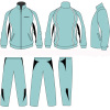 Polyester Casual Tracksuits Sportswear