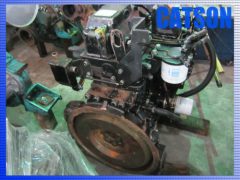 Yanmar 4TNV98T-SFN excellent engine assy