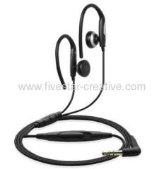Sennheiser OMX180 Stereo Earbud/Earclip Headphones