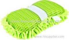 microfiber sponge for car