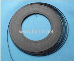MIXED METAL OXIDE (MMO) Coated Ribbon Anode