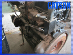 Yanmar 4TNV98T-SFN competitive engine assy