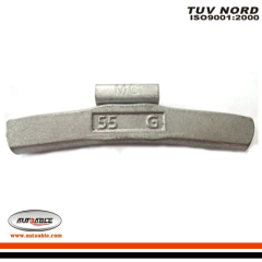 Lead stick on wheel weights