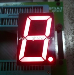2.3 inch seven semgnet display; 2.3 inch led display