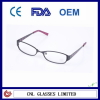 High Fashion Diamond Acetate Lady Stone Eyewear Frame Glasses (MW1064)