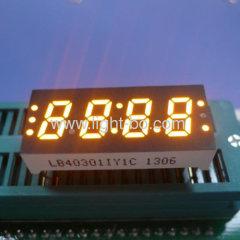 4 digit 7.6mm (0.3