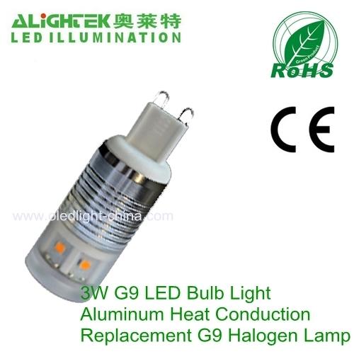 LED Retrofit For G9 Halogen Lamp Chandelier Lights G9