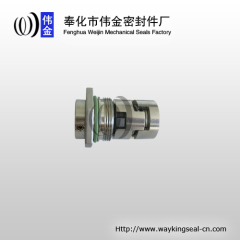 semi-welded cartridge mechanical seals for pumps CR16