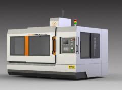 CNC Vertical Machine Centre
