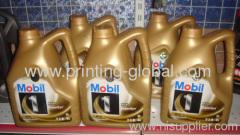 Thermal Transfer Foil For PP Engine Oil Bottle
