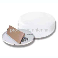 0.8m flat panel stable tracking on the move antenna