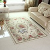 Japanese pastoralism chenille jacquard carpet