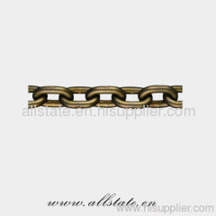 Large pitch conveyor chain