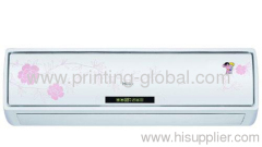 Air Conditioner Cover Hot Stamping Films AC Surface Printing