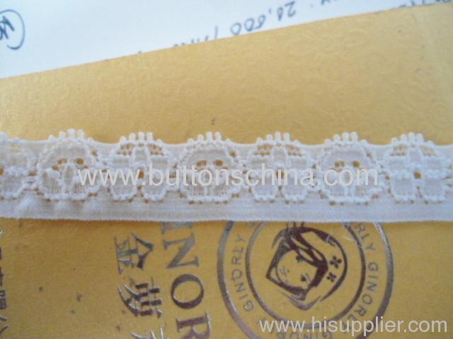1.5cm elastic lace