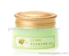 Heat transfer film for Cosmetic Cylinder Jar