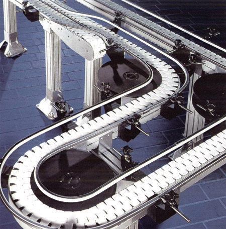 Flexible conveyor systems