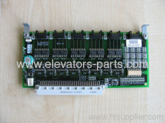 Mitsubshi lift parts KCZ-810A pcb good quality