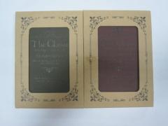 2 subject hardbound diary classic