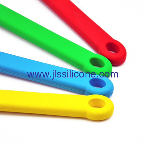 Flexiblel Custom Kitchen Utensils Silicone Turner