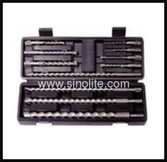 SDS plus Shank Hammer Drill Set 11pcs