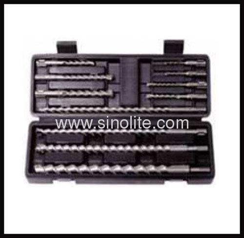 11pcs of SDS plus Shank Hammer Drill Set