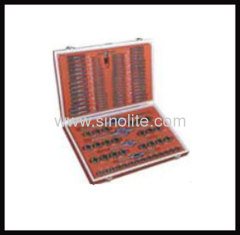 Taps and Dies 110pcs/set DIN
