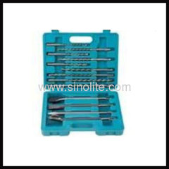 13pcs of SDS plus Shank Hammer Drill Set