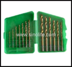 HSS Twist Drill 13pcs B-(Size 2-8x0.5mm)