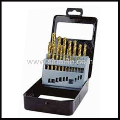 HSS Twsit Drill 19pcs/set D (1-10 x 0.5mm)