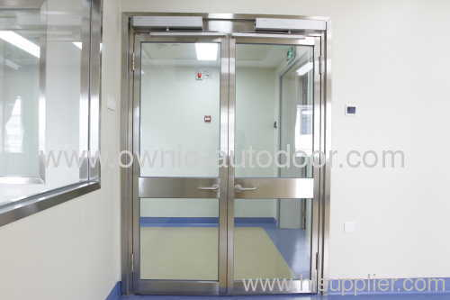 Double Open304 Stainless Steel With Frame Glass From China