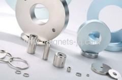 N40 Grade Rare Earth Neodymium/NdFeB Permanent Ring Magnet OD2inch X ID1.5inch X TH1inch