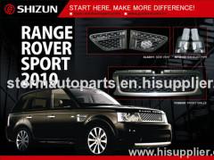 Sizzle auto accessories for Range Rover